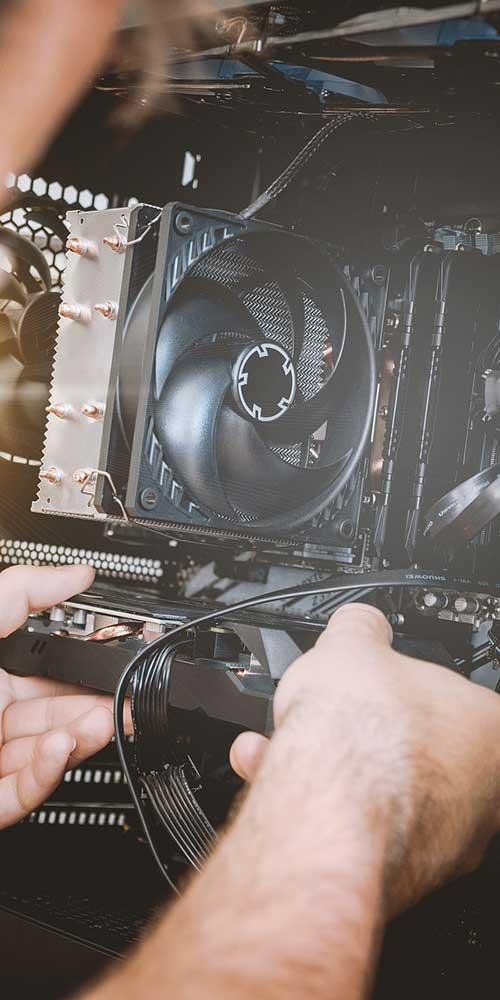 hardware installation fairbanks