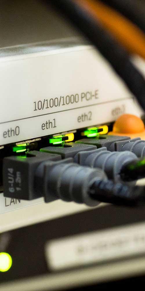network it in alaska
